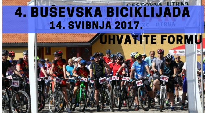 4. Buševska biciklijada